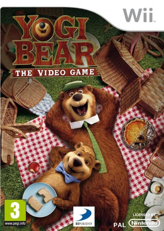 Image of Yogi Bear the Video Game