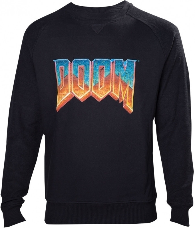 Doom - Classic Logo Sweater