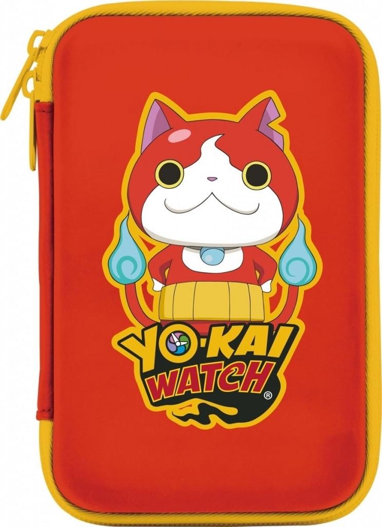 Goedkoopste Hori Yo-Kai Watch Jibanyan Hard Pouch