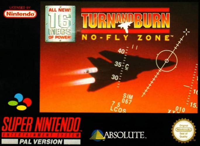 Image of Turn And Burn