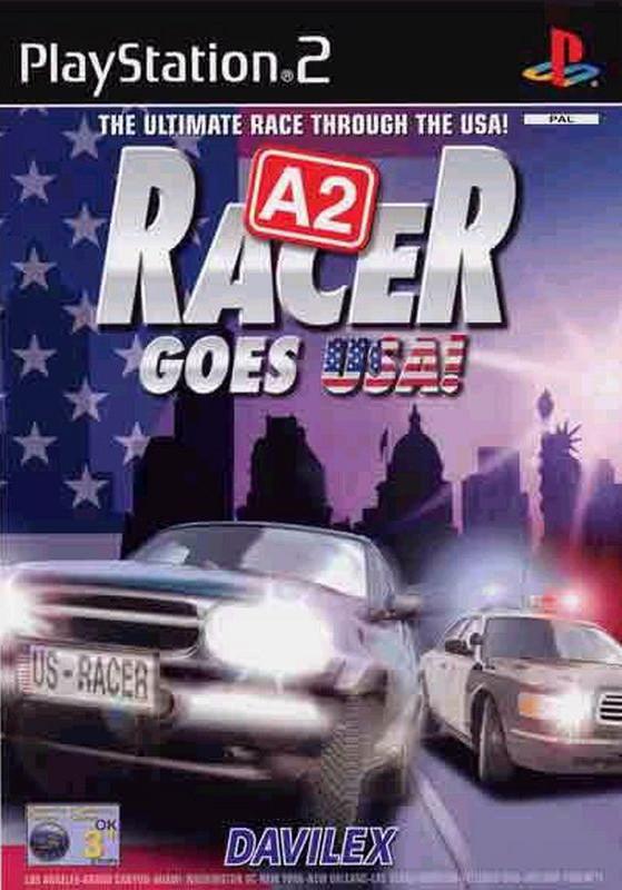 A2 Racer Goes USA kopen