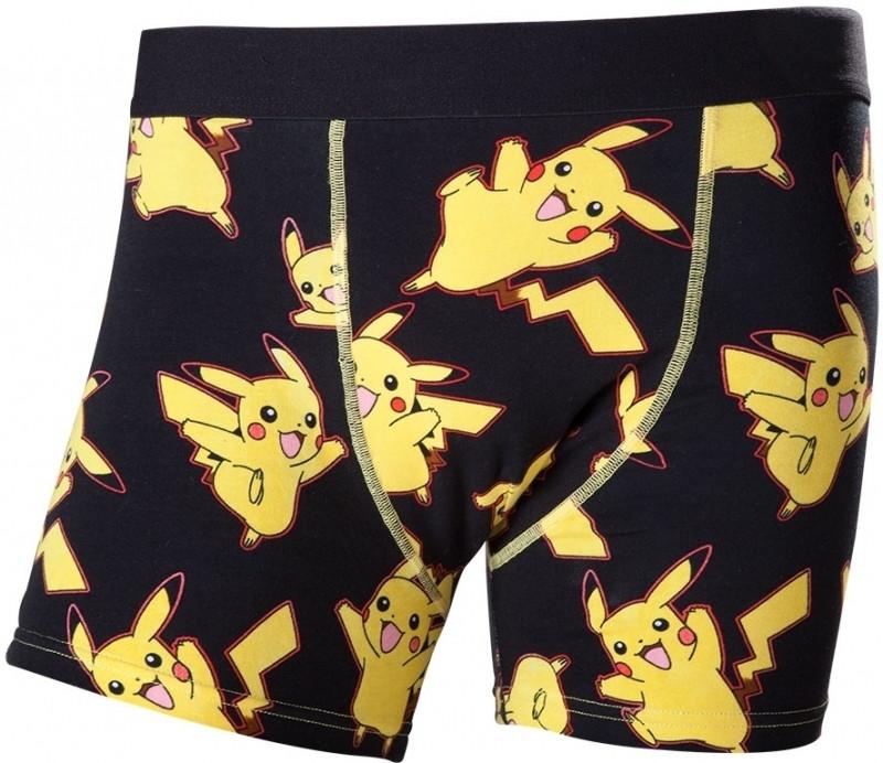 Pokemon - Pikachu All Over Print Boxershort