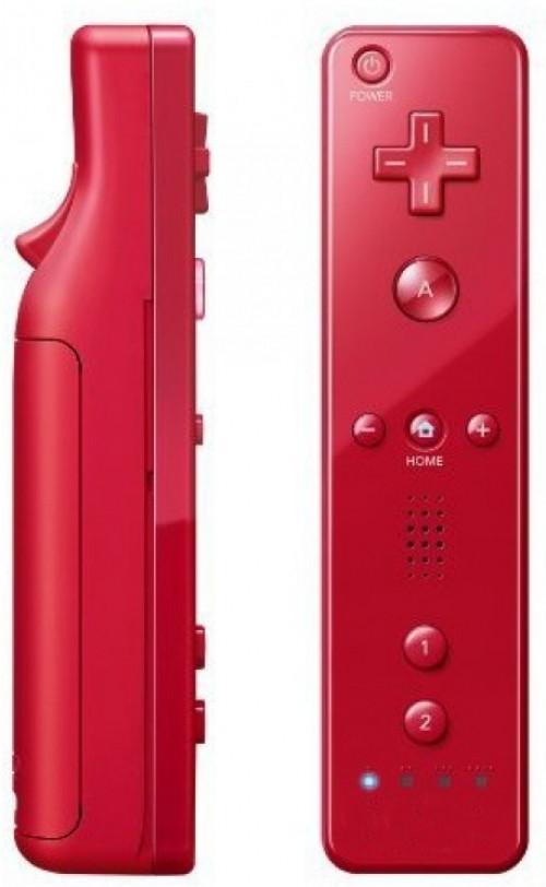 Remote Controller Plus (Red)