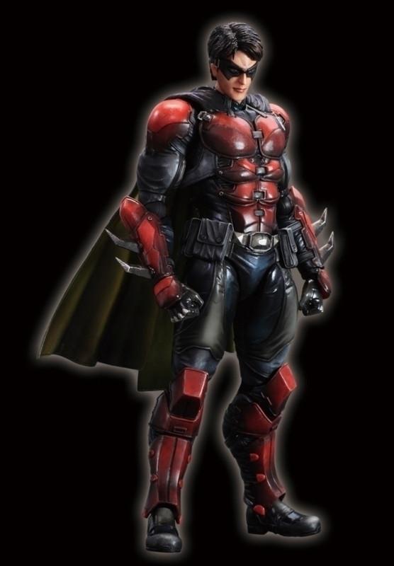 Batman Arkham Origins: Robin Play Arts Kai Action Figure kopen
