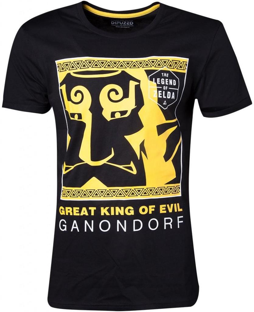 Zelda - King Of Evil Men's T-Shirt