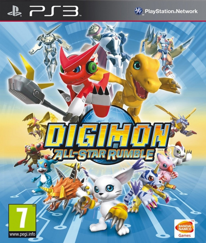 Digimon All-Star Rumble kopen