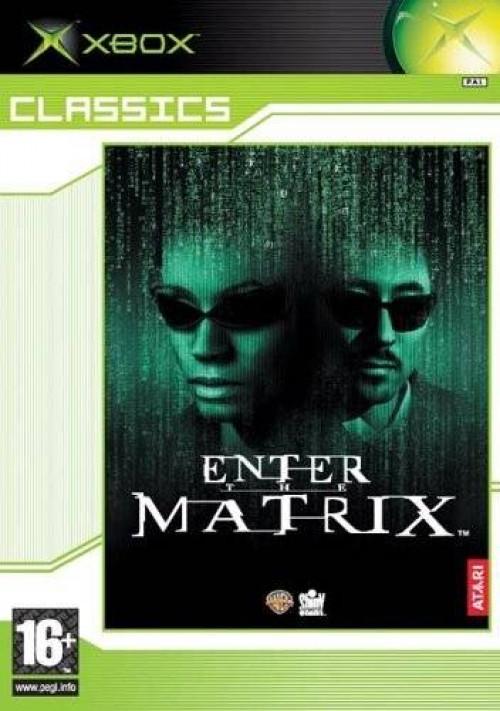 Image of Enter the Matrix (classics)