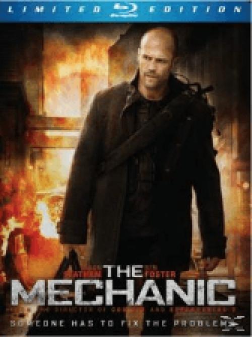 The Mechanic (steelbook)