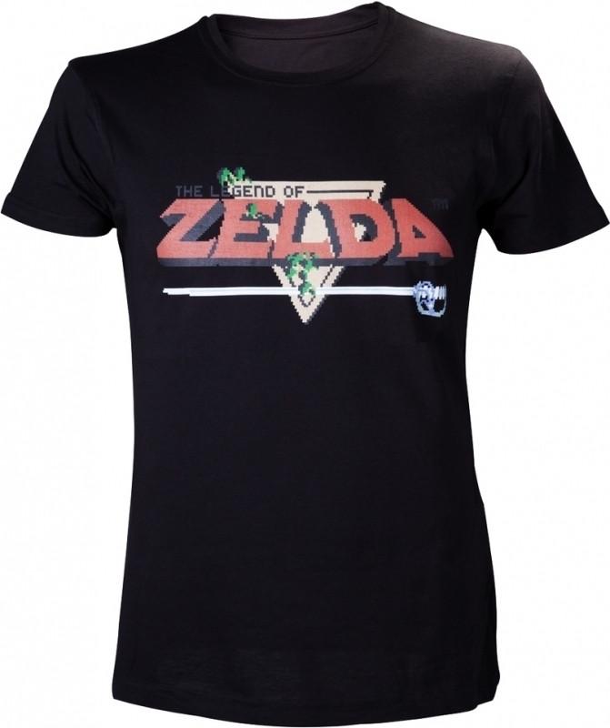 The Legend of Zelda T-Shirt Black