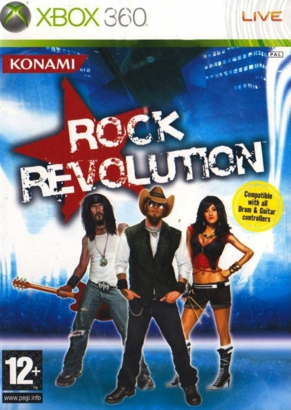 Rock Revolution kopen