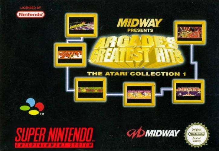 Goedkoopste Midway Arcade Greatest Hits