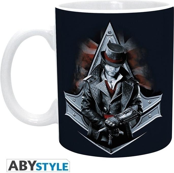 Image of Assassin's Creed Mug - A.C. Syndicate Jacob Union Jack