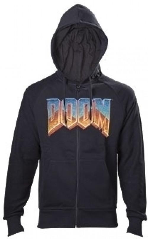 Doom - Classic Logo Hoodie