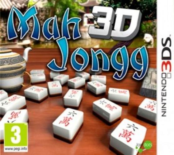 Goedkoopste 3D Mahjongg