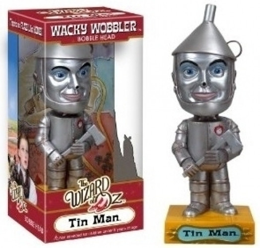 The Wizard of Oz Tin Man Wacky Wobbler