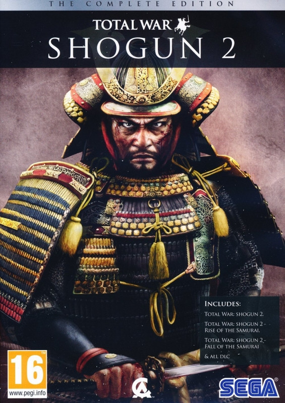 Total War Shogun 2 The Complete Edition