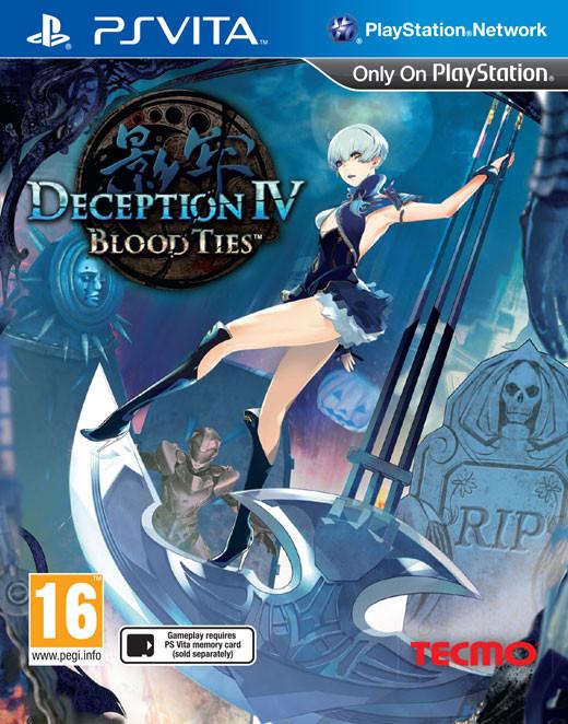 Goedkoopste Deception IV Blood Ties