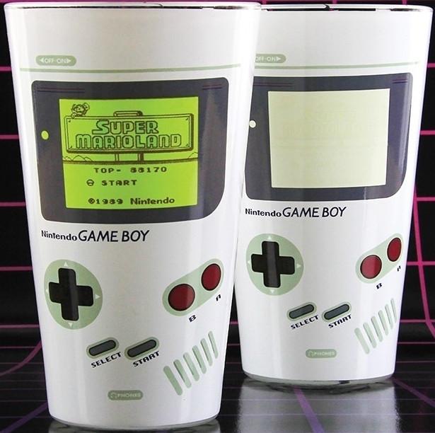 Nintendo - Game Boy Colour Change Glass