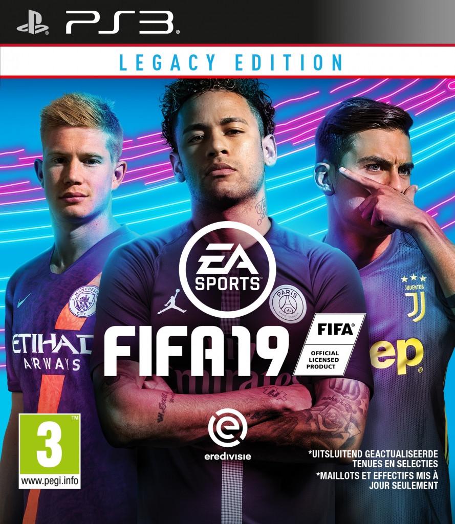 FIFA 19 legacy edition