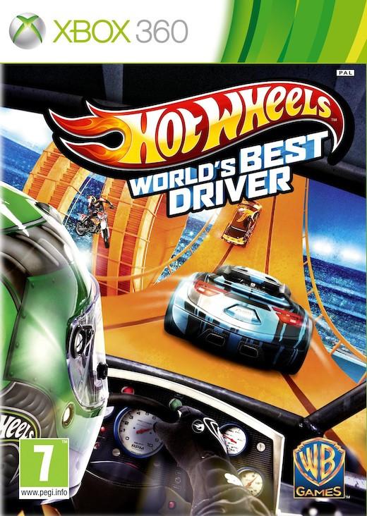Hot Wheels World's Best Driver kopen
