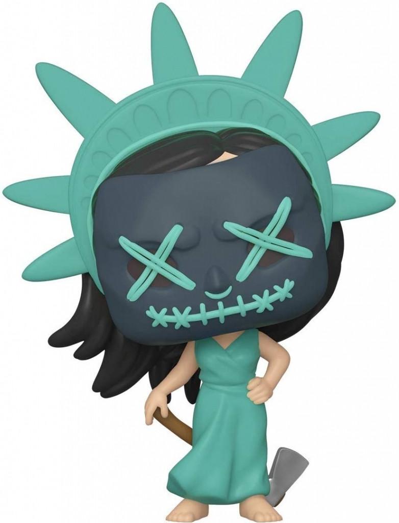 The Purge Election Year Pop Vinyl: Lady Liberty
