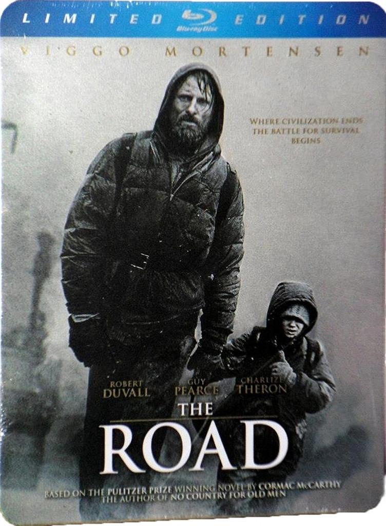 The Road (steelbook)