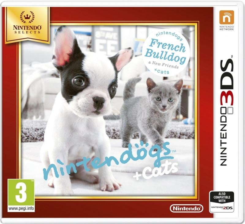 Goedkoopste Nintendogs + Cats Bulldog (Nintendo Selects)