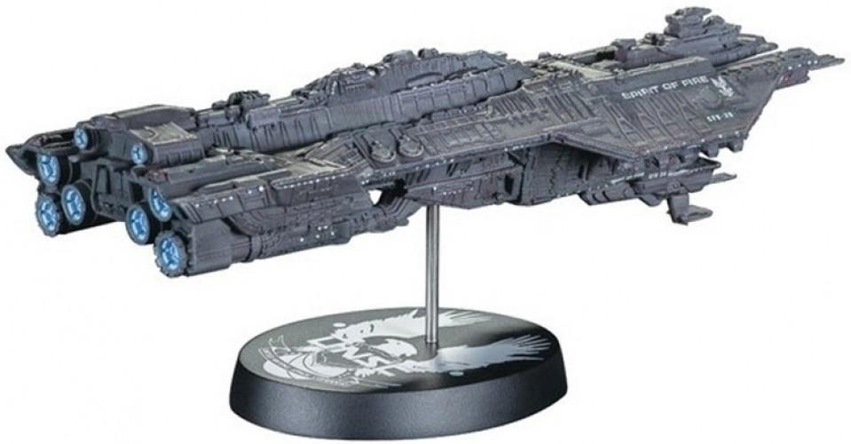 Image of Halo UNSC Spirit Of Fire Ship Replica 20cm