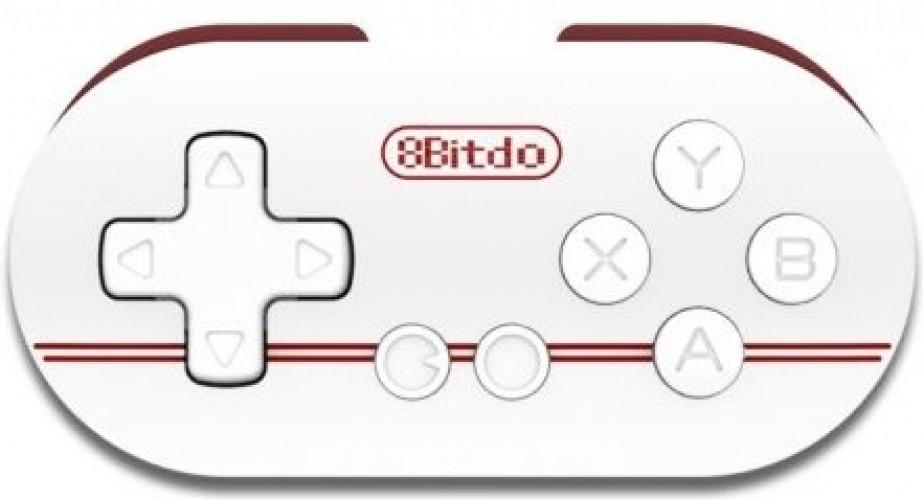 Afbeelding van FC Zero Mini Bluetooth Controller (8Bitdo)