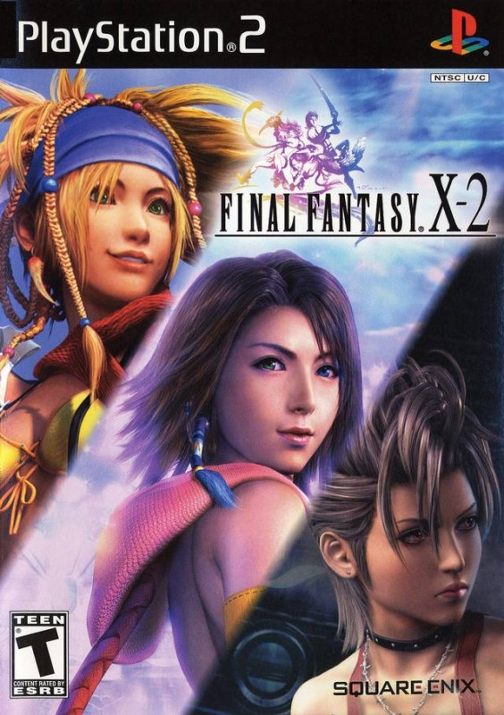 Goedkoopste Final Fantasy X-2