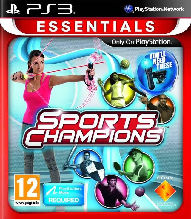 Goedkoopste Sports Champions (Move) (essentials)